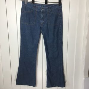 Levi's Wide Leg Jeans SZ 12 M